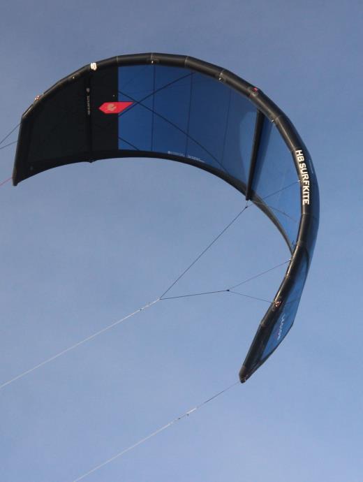 HB Surfkite Légion 9m2