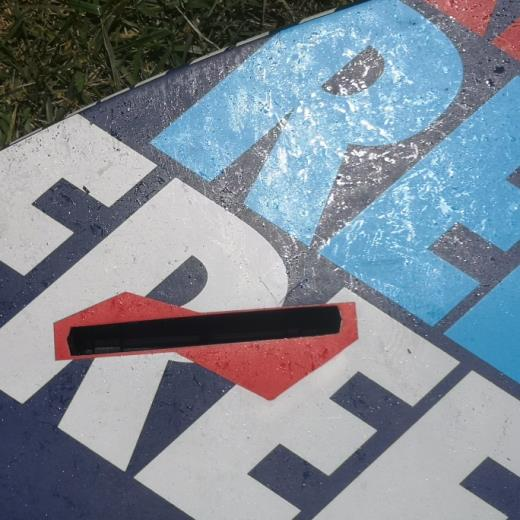 Planche a voile fanatic freewave 96 l