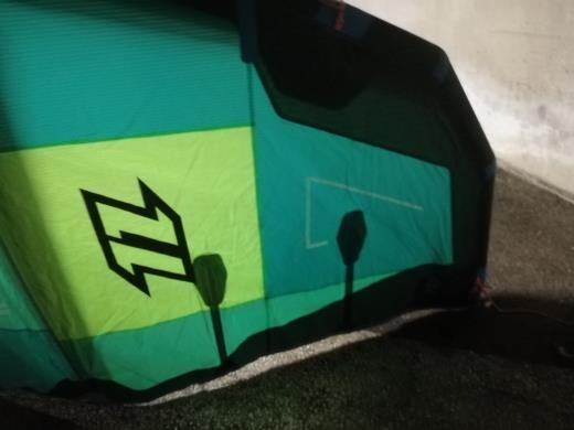 Aile Kite north dice 7 m 2018 nue très bon etat