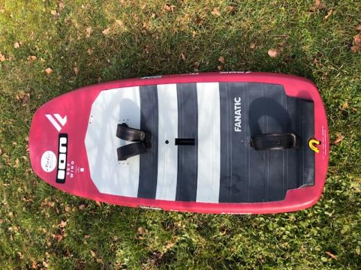 Vends planches Fanatic Sky Wing 5'4 2021