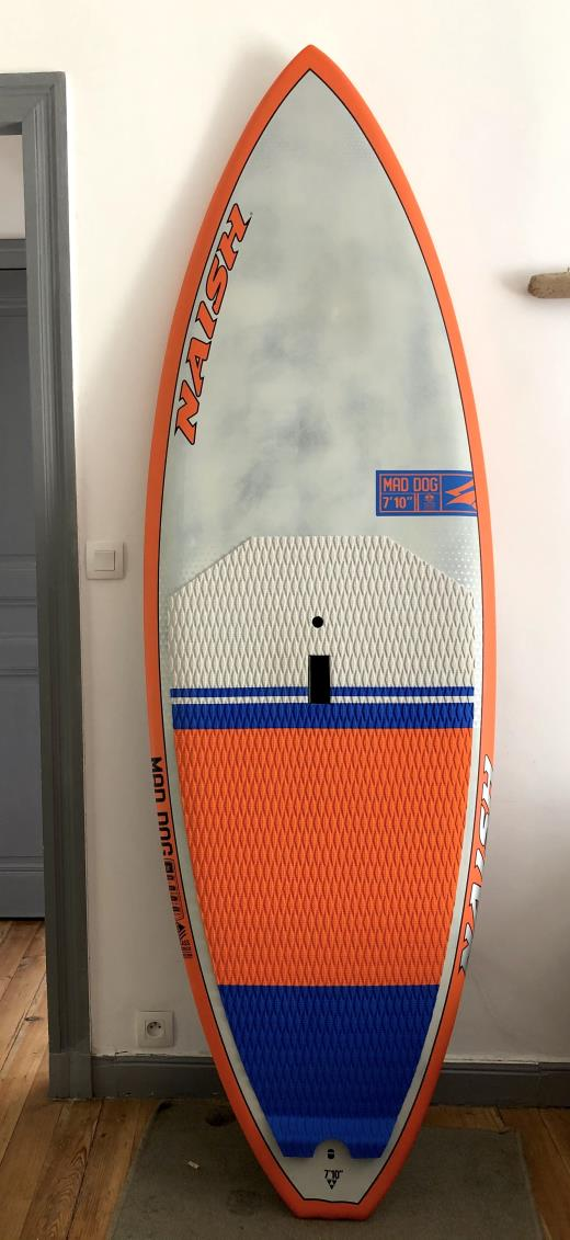 "Paddle 7'10"" Naish Mad dog 2020 Neuf"