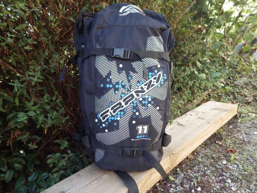 aile de traction Ozone Frenzy 11m2