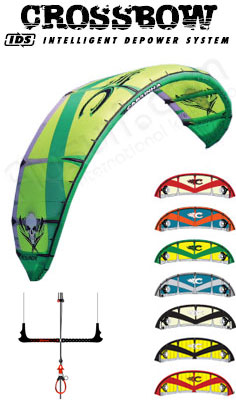 Cabrinha 2009 Crossbow IDS