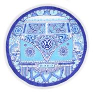 SERVIETTE RONDE COMBI VW FEMME