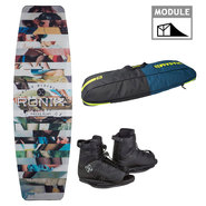 PACK WAKEBOARD RONIX PRESS PLAY ATR S 2018 + DIVIDE