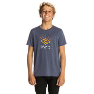 T-SHIRT RIP CURL BIG DIAMOND GRADIAN TEE