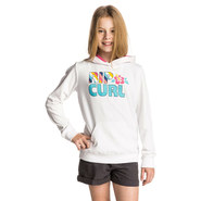 SWEAT RIP CURL MAMA CANDY FLEECE JUNIOR BLANC