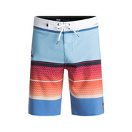 BOARDSHORT QUIKSILVER HIGHLINE SLAB 20 BLEU / ROUGE