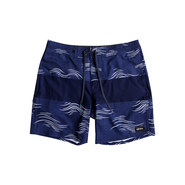 BOARDSHORT QUIKSILVER BAJA VARIABLE 18 BLEU