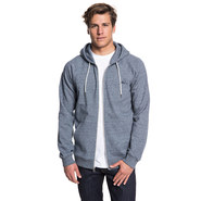SWEAT A CAPUCHE ZIPPE QUIKSILVER EVERYDAY BLEU