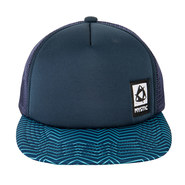 CASQUETTE MYSTIC THE ICON BLEUE