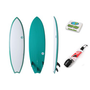 SURF NSP ELEMENTS HDT FISH 6.4