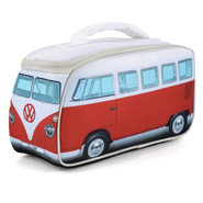 LUNCH BAG COMBI VW ROUGE
