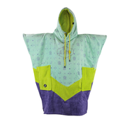 PONCHO ALL-IN JUNIOR KIWI PRINT