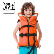 GILET DE SAUVETAGE JOBE COMFORT BOATING VEST ENFANT ORANGE