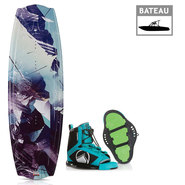 PACK WAKEBOARD LIQUID FORCE ANGEL 2018 + PLUSH