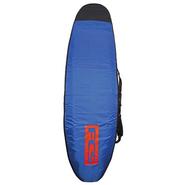 HOUSSE FCS SURF CLASSIC LONGBOARD BLEU/BLANC