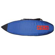 HOUSSE FCS SURF CLASSIC FUNBOARD BLEU/BLANC