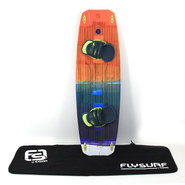 PLANCHE OCCASION F-ONE TRAX HRD LITE TECH 2018 NUE 137x42 COMPLETE