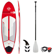 SUP BIC ACE TEC PERFORMER RED 9.2 2018