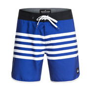 BOARDSHORT QUIKSILVER EVERY DAY GRASS ROOTS 17 BLEU ELECTRIQUE