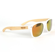 LUNETTES COOL SHOE WOODY BLANC 2018