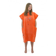 PONCHO ALL IN CLASSIC REVIVAL CORAL