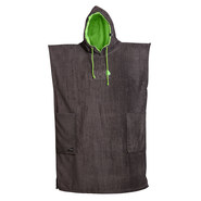 PONCHO ALL-IN V FLASH GRIS/VERT