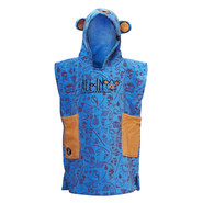 PONCHO ALL-IN BABY BLEU