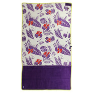 SERVIETTE ALL IN REGULAR TOWEL EXOTIC PRINT 2019