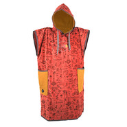 PONCHO ALL-IN CLASSIC BUMPY CAMPING PRINT