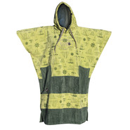 PONCHO ALL-IN V BUMPY BOAT PRINT