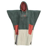 PONCHO ALL-IN V ORGANIC SAPIN