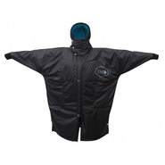 PONCHO ALL IN STORM VEST NOIR/BLEU 2020