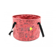 SEAU ALL IN BUCKET CAMPING PRINT