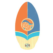 SKIM ONE BAJA CALIFORNIA WOOD 39