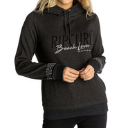 SWEAT RIP CURL BEACH LOVER HOODED FEMME