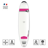SURF BIC DURA TEC NATURAL WAHINE GIRL 7.9
