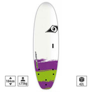 SURF EN MOUSSE BIC PAINT 6.0 SHORTBOARD