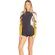 SHORTY BILLABONG SPRING FEVER LS SPRING SUIT FEMME