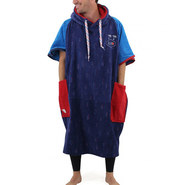 PONCHO ALL IN BLEU BLANC ROUGE