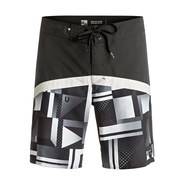 BOARDSHORT QUIKSILVER CHECK CRYPT VEE 19