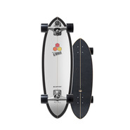 CARVER SKATE CI BLACK BEAUTY C7 31.75