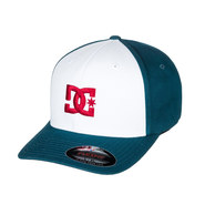 CASQUETTE DC SHOES CAP STAR 2 BLANC