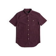 CHEMISE QUIKSILVER NEW TIME BOX BORDEAUX