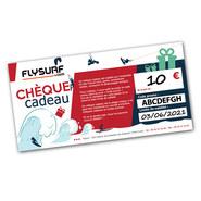 CHEQUE CADEAU FLYSURF.COM 10 EUROS (PDF)