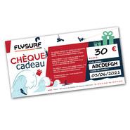 CHEQUE CADEAU FLYSURF.COM 30 EUROS (PDF)