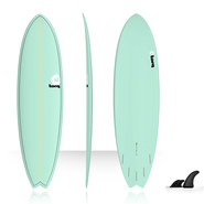 SURF TORQ MOD FISH SEA GREEN 2019