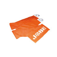 DRAPEAU DE SECURITE JOBE SKI FLAG FLAMME ORANGE