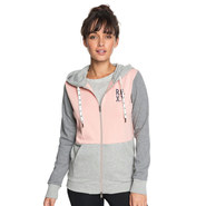 SWEAT VESTE ROXY DRESS LIKE YOU COLORBLOCK